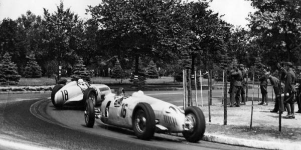 F1 - Budapest titkos pályája