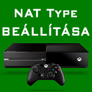 Xbox ONE Hálózati beállítások
